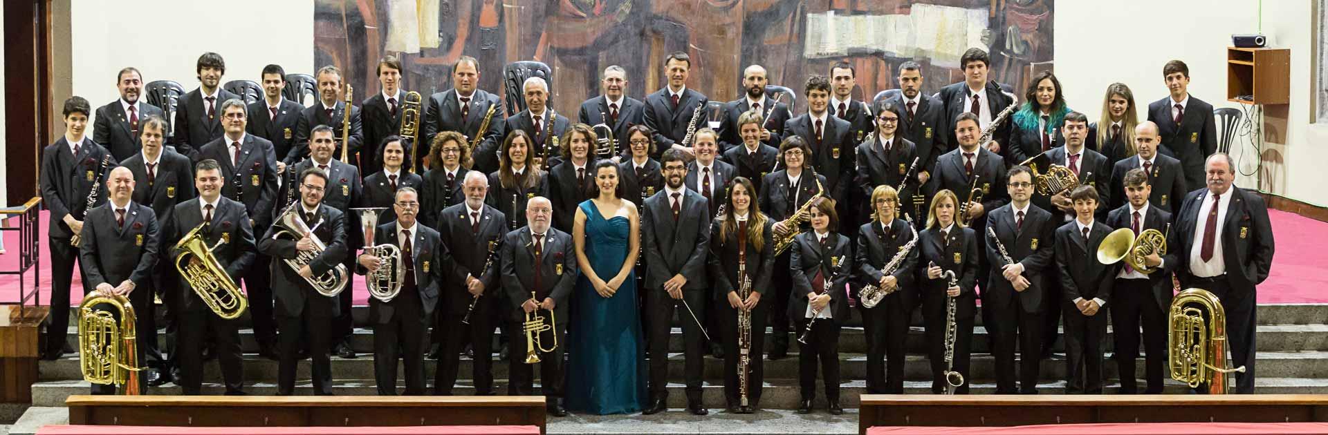 banda de música de Errenteriabanda de música de Errenteria